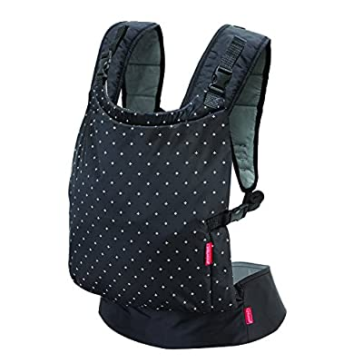 Infantino Zip Ergonomic Baby Travel Carrier, Black  HH