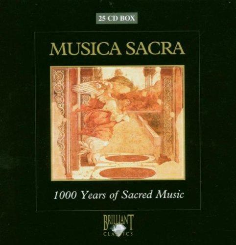 Musica Sacra - 1000 Years of Sacred Music -