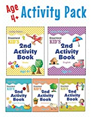 KID'S ACTIVITY 4+ - PACK (5 TITLES)