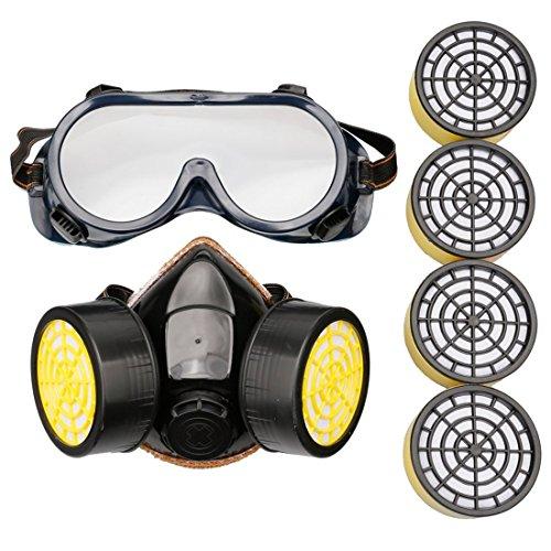 A-szcxtop getgastro respirador Antigas máscara, PINTURA mascarilla an
