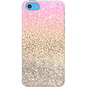 DailyObjects Gatsby Pink Case For iPhone 5C