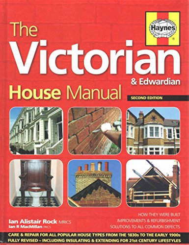 [(The Victorian House Manual)] [By (author) Ian Rock] published on (May, 2015)