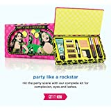 BENEFIT COSMETICS party like a rockstar! Hit it, gorgeous! - complete kit for complexion, eyes and lashes