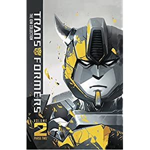 Transformers: IDW Collection Phase Two Volume 2 by Chris Metzen (2015-08-25)