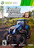 Farming Simulator 15 - Xbox 360 by Maximum Games