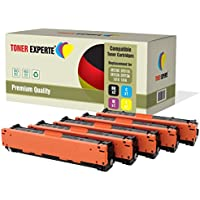 Kit 5 TONER EXPERTE® 131X CF210X CF211A CF212A CF213A 131A Toner compatibili per HP LaserJet Pro 200 Color M251N, M251NW, MFP M276N, MFP M276NW