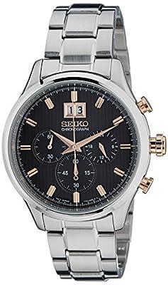 Seiko Reloj de Cuarzo Unisex SPC151P1 42.0 mm de Seiko