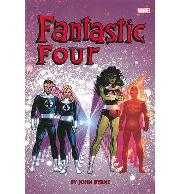 [(Fantastic Four: Omnibus Volume 2)] [ By (author) John Byrne, By (author) Roger Stern, By (author) Mark Gruenwald ] [December, 2013]
