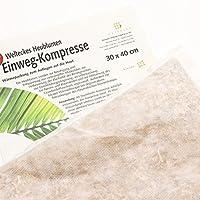 HEUBLUMEN EINWEG-Kompresse 30x40 cm 1 St Kompressen preisvergleich bei billige-tabletten.eu