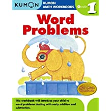 Grade 1 Word Problems (Kumon Math Workbooks)