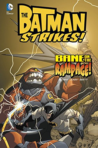 Bane on the Rampage! (Batman Strikes!) by Bill Matheny (13-Feb-2014) Library Binding