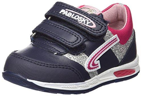 Pablosky 266521, Chaussures de Fitness Fille, Bleu Marine
