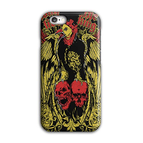 Lange Leben König Horror Riese Adler iPhone 6 / 6S Hülle | (Gehirn Riesen Kostüm)