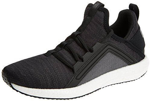 Cross-trainer Schuhe (Puma Damen Mega NRGY Zebra WN's Cross-Trainer, Schwarz (Quiet Shade Black), 38 EU)