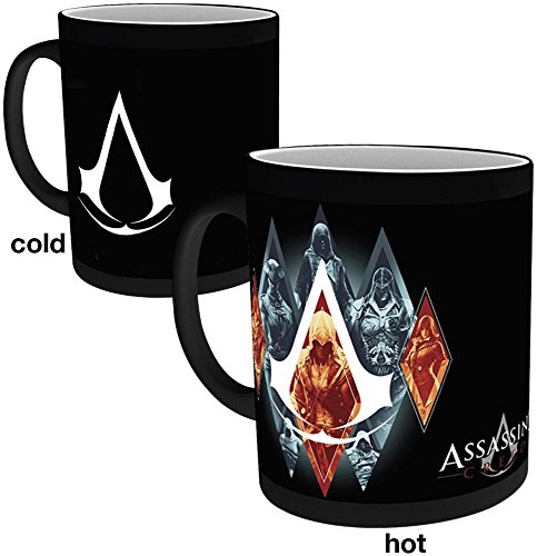 Assassin's Creed – Legacy Tasse mit Thermoeffekt