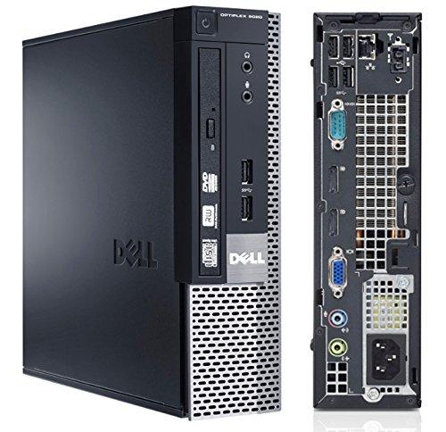 Dell Optiplex 9020USFF-Intel Core i5GB 2,90GHz-4GB-320GB HDD-DVD/RW-DisplayPort-USB 3.0-Windows 10pro 64Bit 320 Gb Hdd-dvd