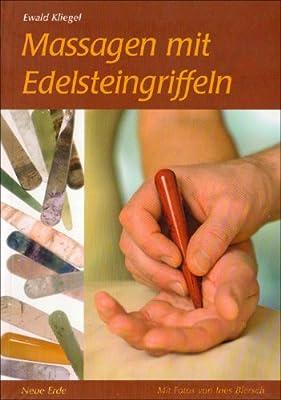 Massage mit Edelsteingriffeln