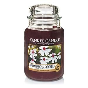 yankee candle madagascan orchid big jar. Black Bedroom Furniture Sets. Home Design Ideas