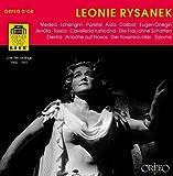 Leonie Rysanek, Live Recordings 1955-1991