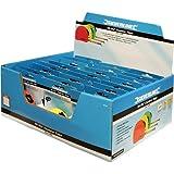 Silverline 447133 Présentoir de mètres profilés fluos 3 m x 16 mm 24 pièces
