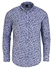 BOSS Casual Herren Hemd Modell Relegant Blau XL