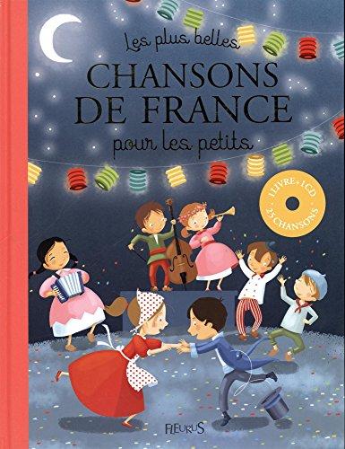 Les plus belles chansons de France pour les petits (1CD audio MP3)