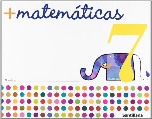 Mas Matemáticas 7 - 9788429407778