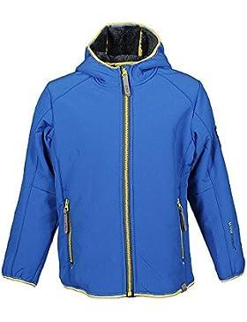 F.LLI Campagnolo 3A20944 Boys Softshell Jacke royal blue