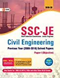 Gkp's SCC – JE series has been designed to equip diploma engineers aspiring for Junior Engineer Civil recruitment 2019-20, conducted by Staff Selection Commission (SSC). our prep Series offer a wide range of study material, practice papers and learni...