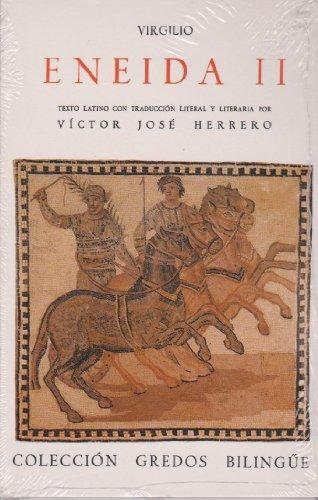 Descargar Libro Eneida libro 2 (bilingue) (VARIOS GREDOS) de Virgilio