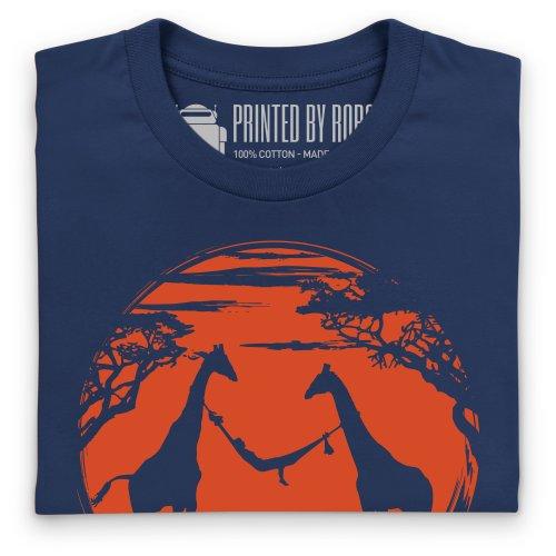 Hammock T-Shirt, Herren Dunkelblau