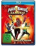 Power Rangers - Samurai (Die komplette Serie) [Blu-ray]