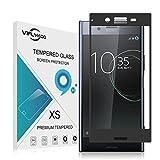 VIFLYKOO Sony Xperia XZ Premium Protector de Pantalla, 3D Full Coverage Cristal Templado Vid...