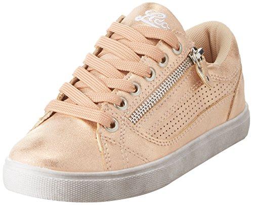 Lico Mädchen Treasure Low Hohe Sneaker, Gold (Rosegold), 32 EU