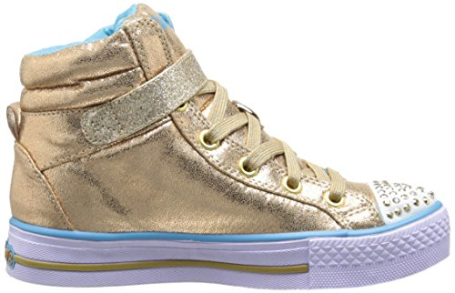 Skechers ShufflesHeart & Sole Mädchen Sneakers Gold (Gld)