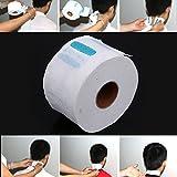 Demiawaking Einweg Hals Papierrolle Salon Haare Schneiden Waschen Zubehör Werkzeug