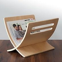 Zeitungsständer Holz suchergebnis auf amazon de für zeitungsständer holz homestyle4u