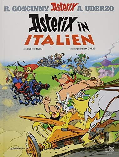 Asterix 37: Asterix in Italien
