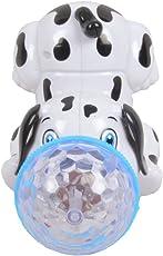 Vibgyor Vibes Light and Sound Musical Dancing Dog-Pack of 1