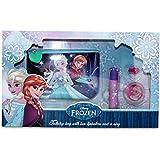 Frozen - Set de cosmética con neceser (Jugavi FZ.0033.15)