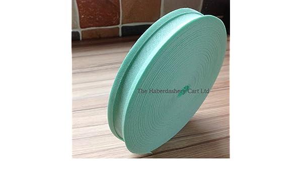 2,5/cm /5/metres Turquoise Biais 25/mm de large/