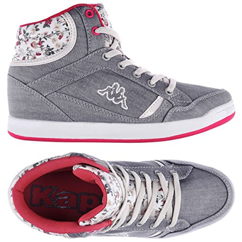 Sneakers - Userte 6 Lt Grey-Pink