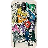 Trahas Soft Designer Back Cover for Homtom H1