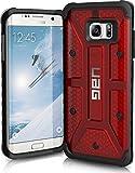 Protection UAG Pour Samsung Galaxy S7 Edge, Composite Poids Plume [MAGMA], Conforme Aux Tests Militaires De Protection Du Téléphone En Cas De Chute