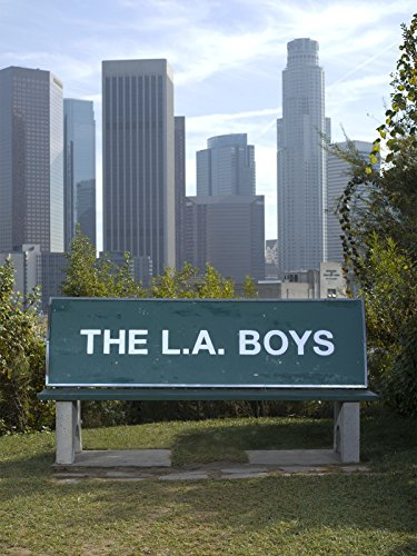 The L.A. Boys Cover