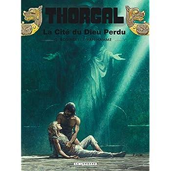 Thorgal, tome 12 : la cité du Dieu perdu