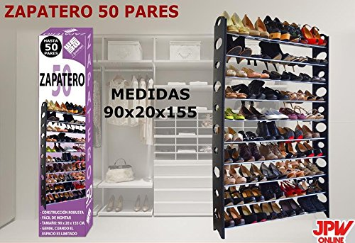 JPWonline - Estanteria Zapatero hasta 50 pares