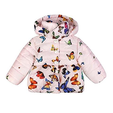 Manteau Bébé Bébé Infantile Manteau à Neige Chaussure de Neige Manteau de coton pour 0-24 mois Par Shiningup