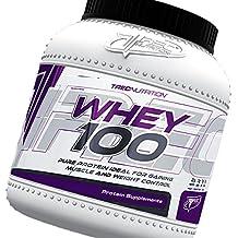 100% Pure Proteína 1500g - Complejo polvo de proteína de suero - calidad realmente alta - ganar músculo y Control de Peso - La mejor proteína para construir músculos (chocolate)
