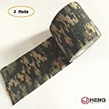 JCHENG-SECURITY-Protective-Camouflage-Wrap-Camouflage-Tape-Multi-Use-Tactical-Camo-Form-2-x-212-3-rolls-Acu-White